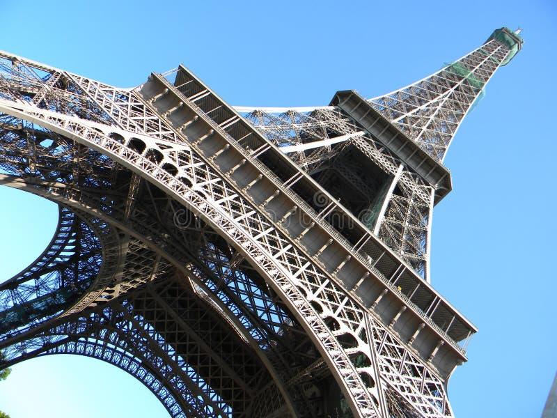 tour d'Eiffel Paris photographie stock libre de droits