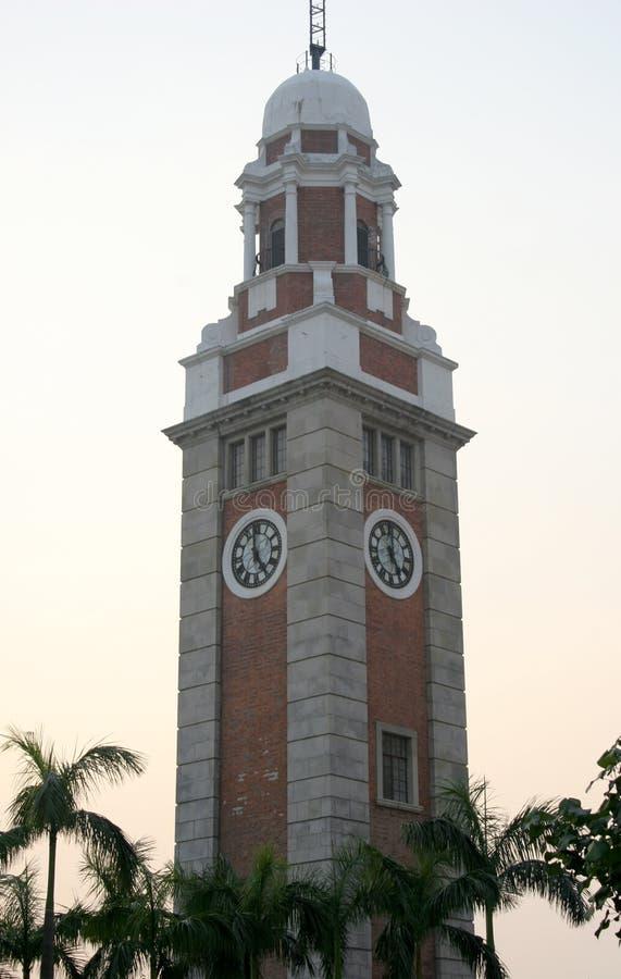Tour d'horloge 3 photo libre de droits