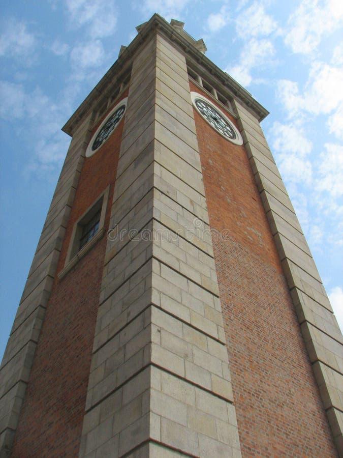 Download Tour d'horloge photo stock. Image du hublot, grand, tour - 727728