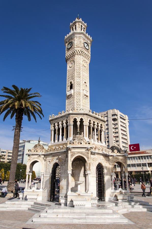 Tour d horloge antique d Izmir
