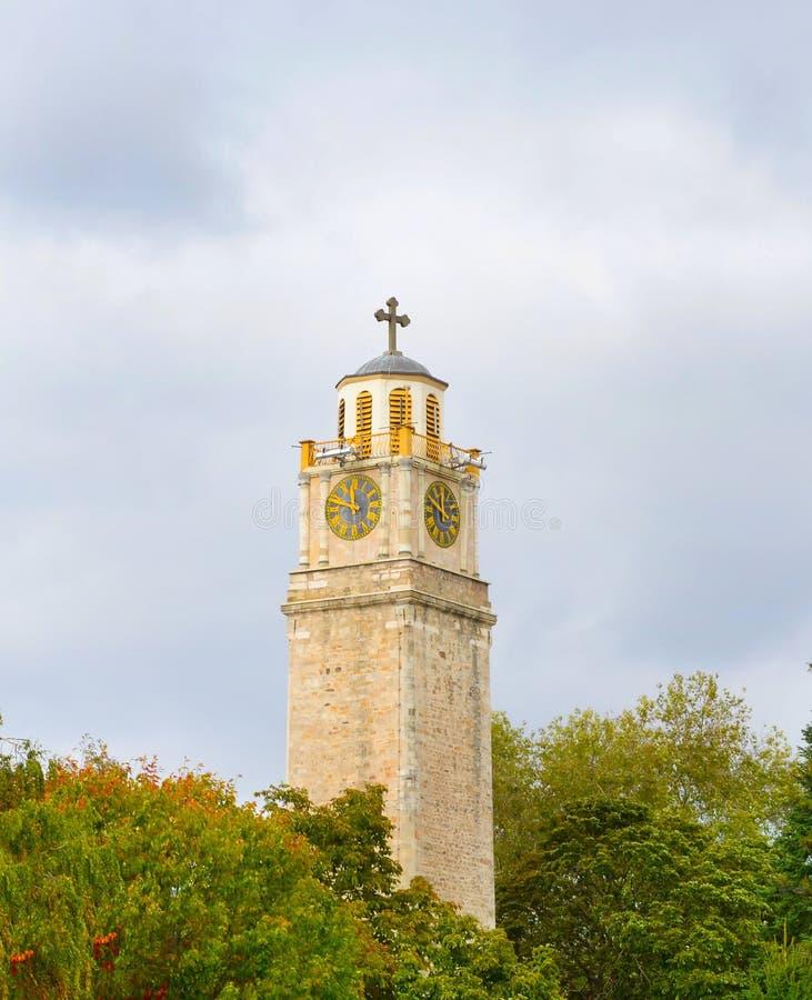 Tour d'horloge, Bitola, Macédoine image stock