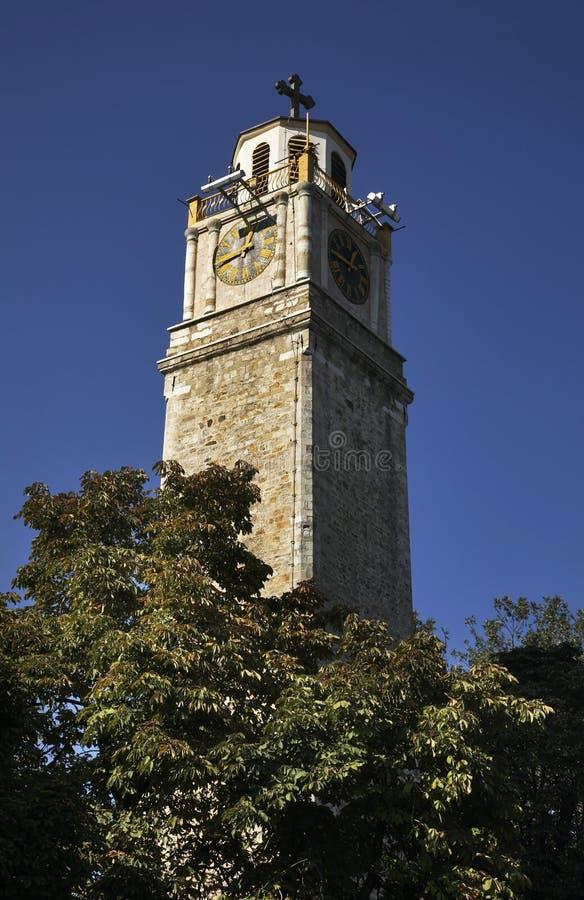 Tour d'horloge dans Bitola macedonia photographie stock libre de droits