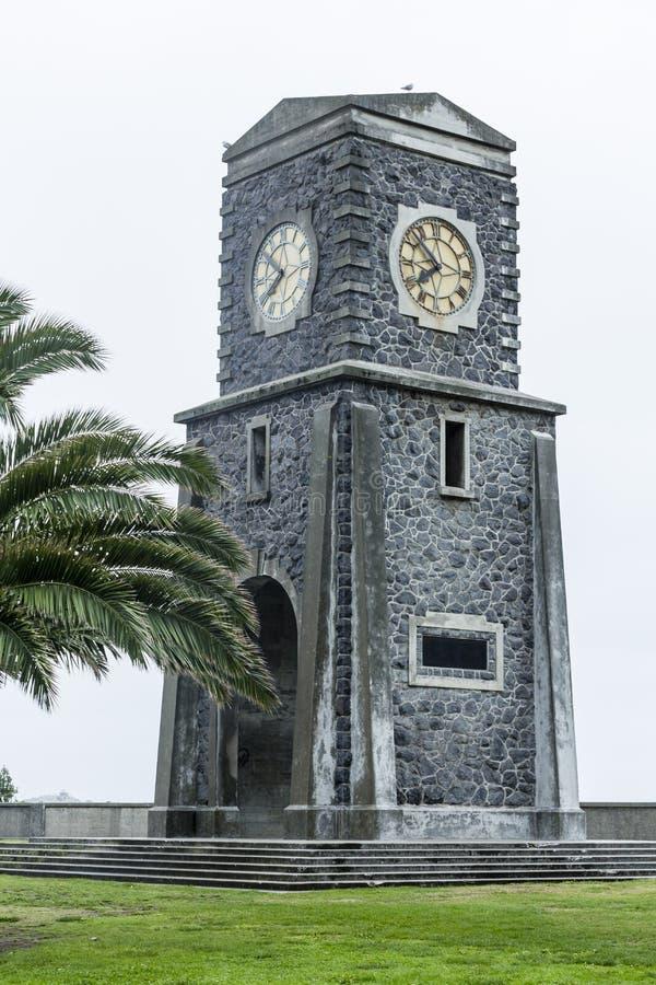 Tour d'horloge de Scarborough image libre de droits