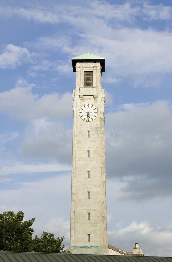 Tour D Horloge De Southampton, Hampshire Image libre de droits