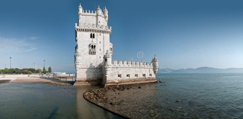 Tour de Belem, Lisbonne images stock