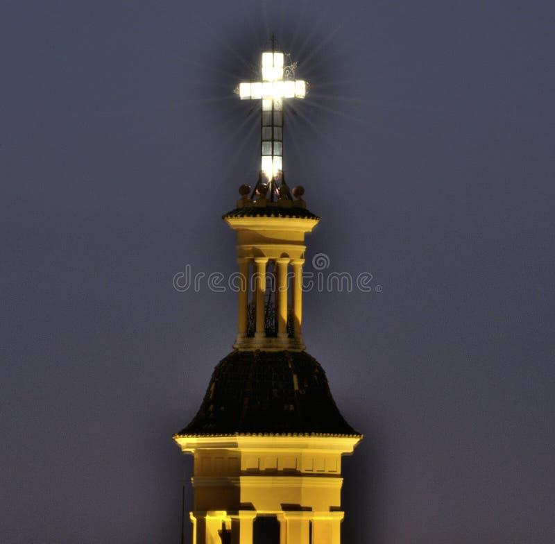Download Tour de Bell de San Roque photo stock. Image du voisinage - 56483100