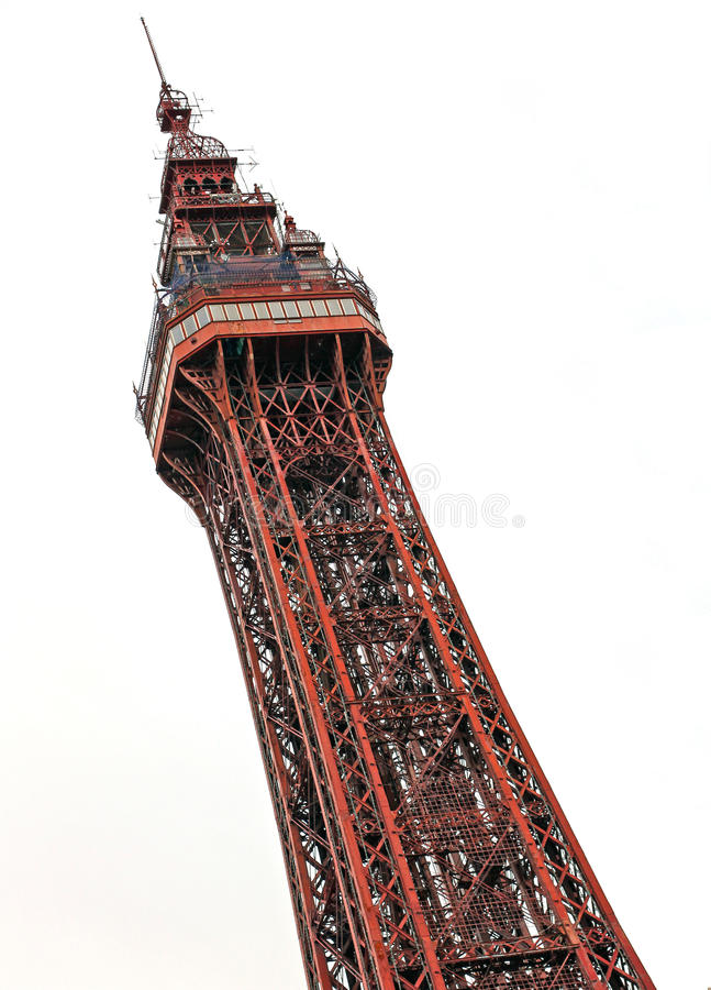 Tour de Blackpool photographie stock libre de droits