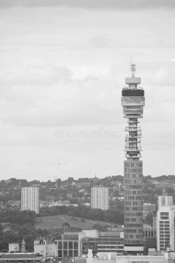 Tour de BT à Londres Angleterre photographie stock