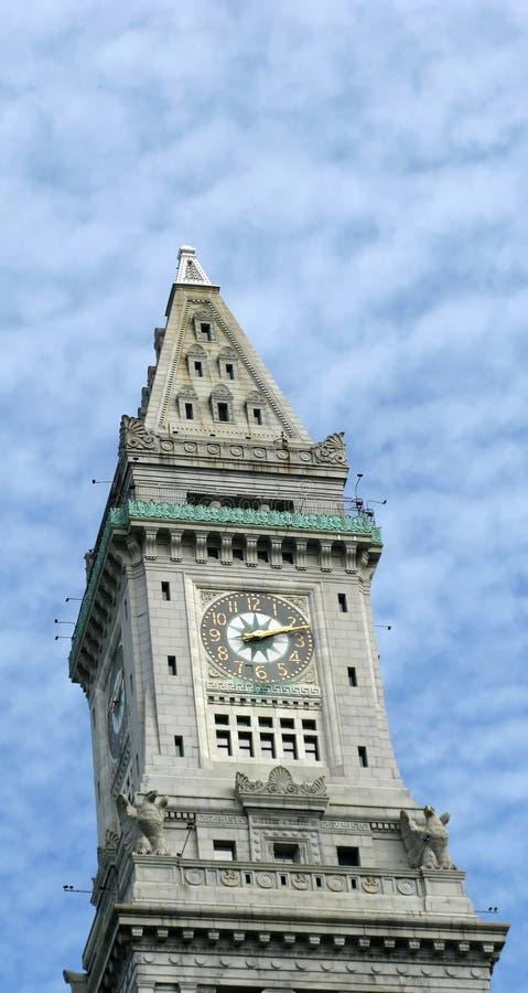 Tour de bureau de douane, Boston photos stock