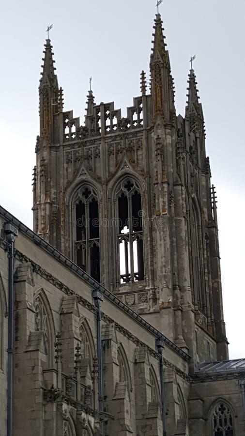 Tour de cathédrale photos stock
