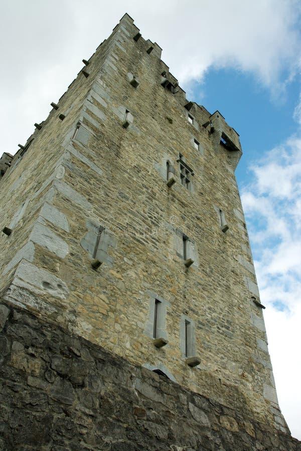 Tour de château à Killarney photo stock