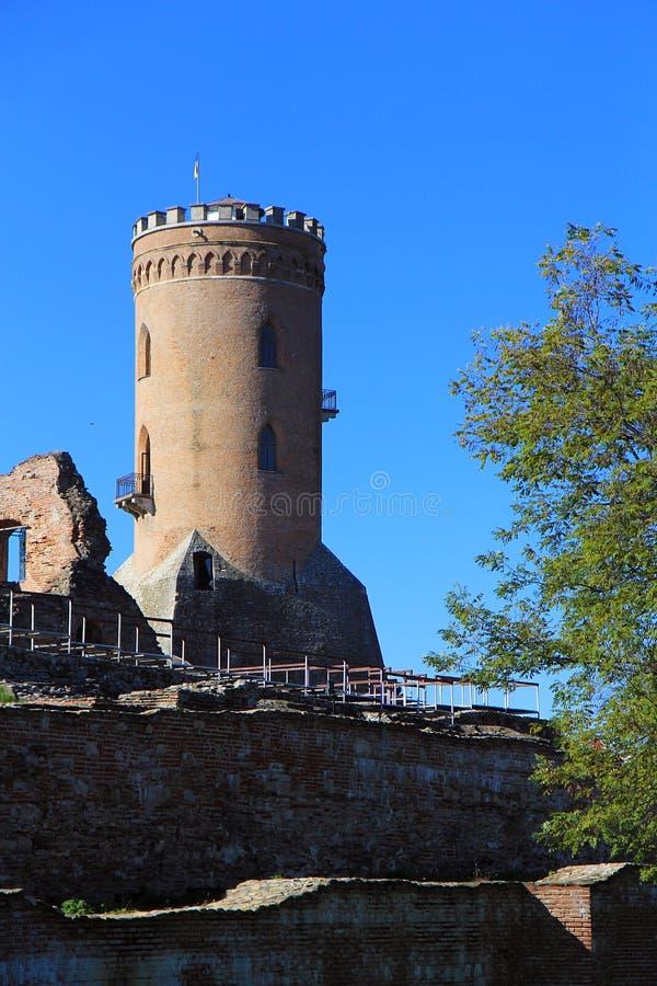 Tour de Chindia dans Targoviste, Roumanie photo libre de droits