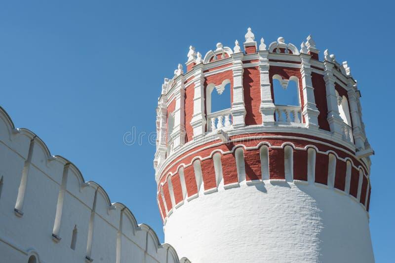 Tour de couvent de Novodevichy photo stock
