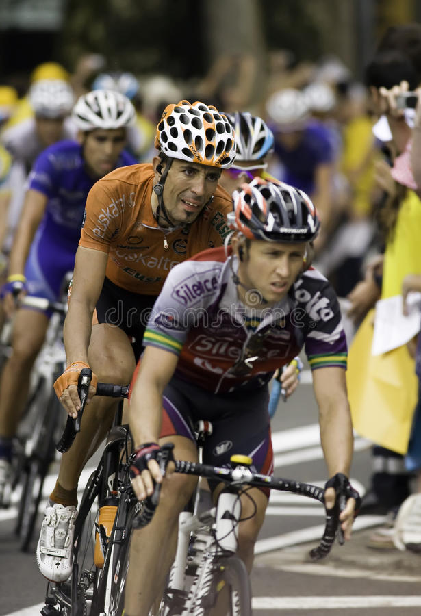Tour de France stockbilder