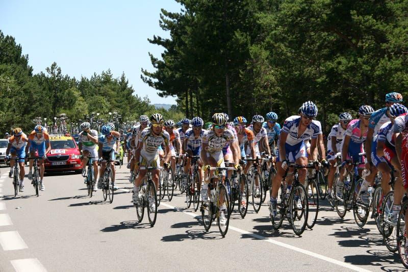 Download Tour de France editorial stock image. Image of ascent - 10293494