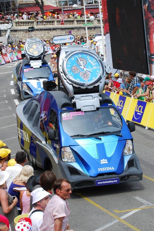 Tour de France 2009 lizenzfreie stockfotografie