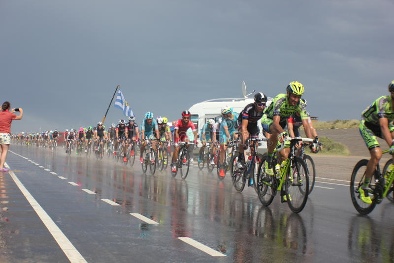 Tour de France royalty free stock images