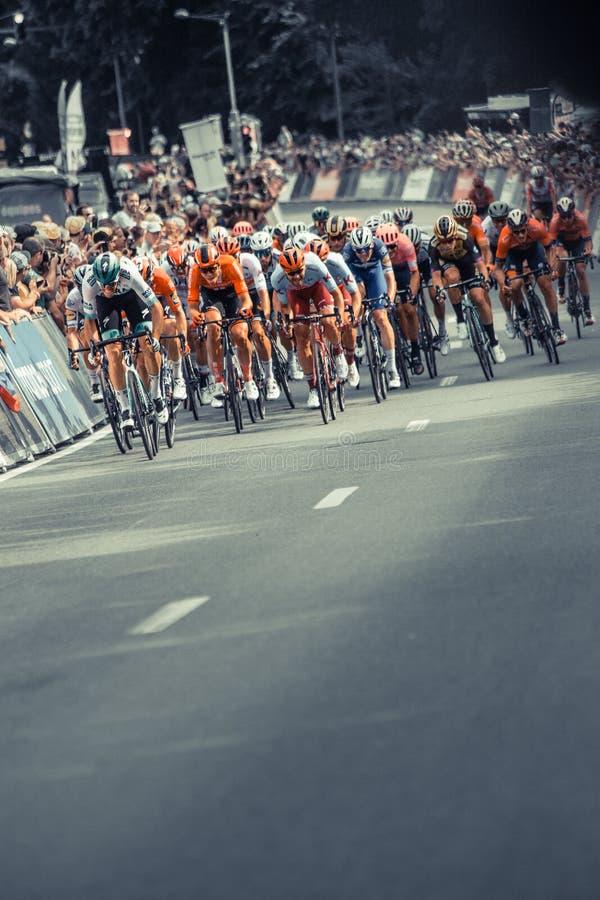 Tour de France 2019 fotografia de stock