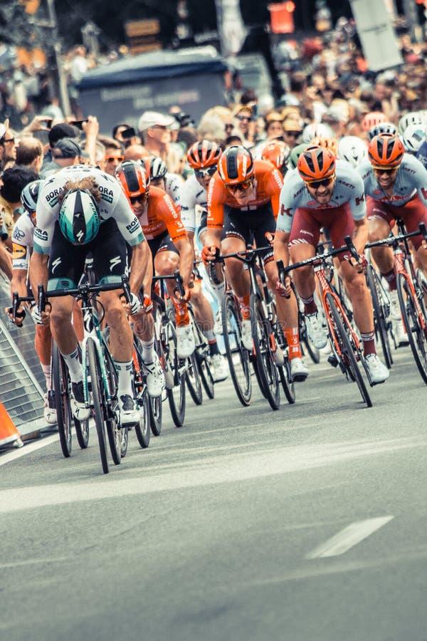 Tour de France 2019 imagens de stock