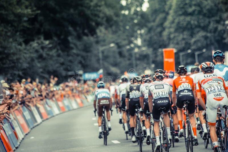 Tour de France 2019 fotos de stock