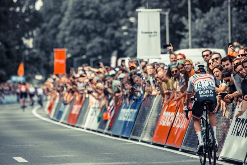 Tour de France 2019 arkivfoton