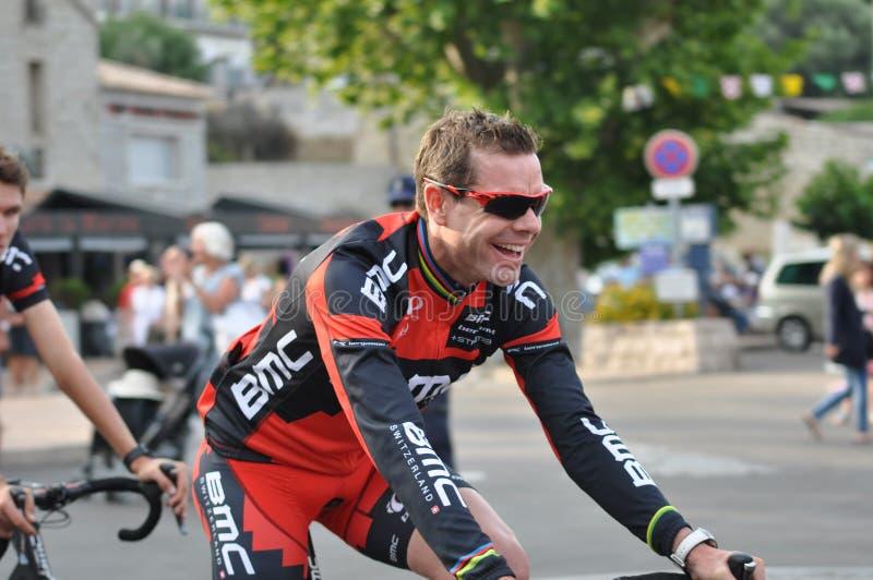 Tour de France 2013, Cadel Evans foto de archivo libre de regalías