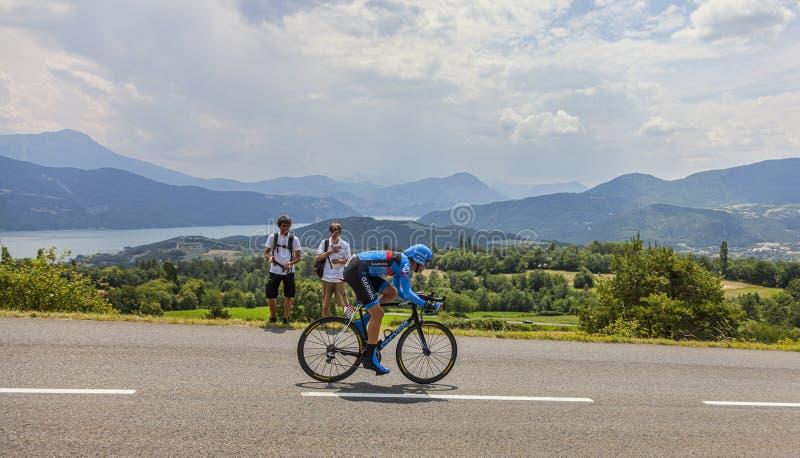Download Tour de France Landscape editorial image. Image of bike - 35070335