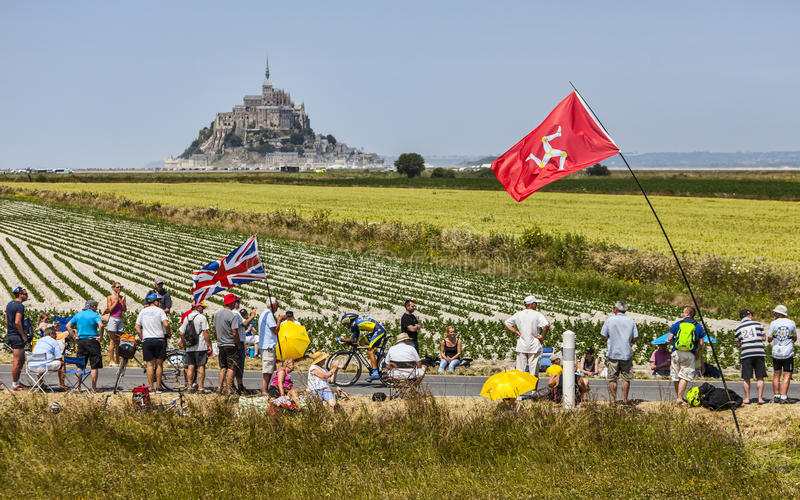 Tour de France-Landschaft