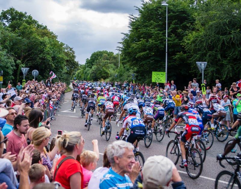 Tour de france stock image