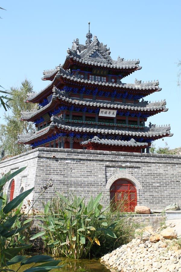 Tour de Guang Yue image libre de droits