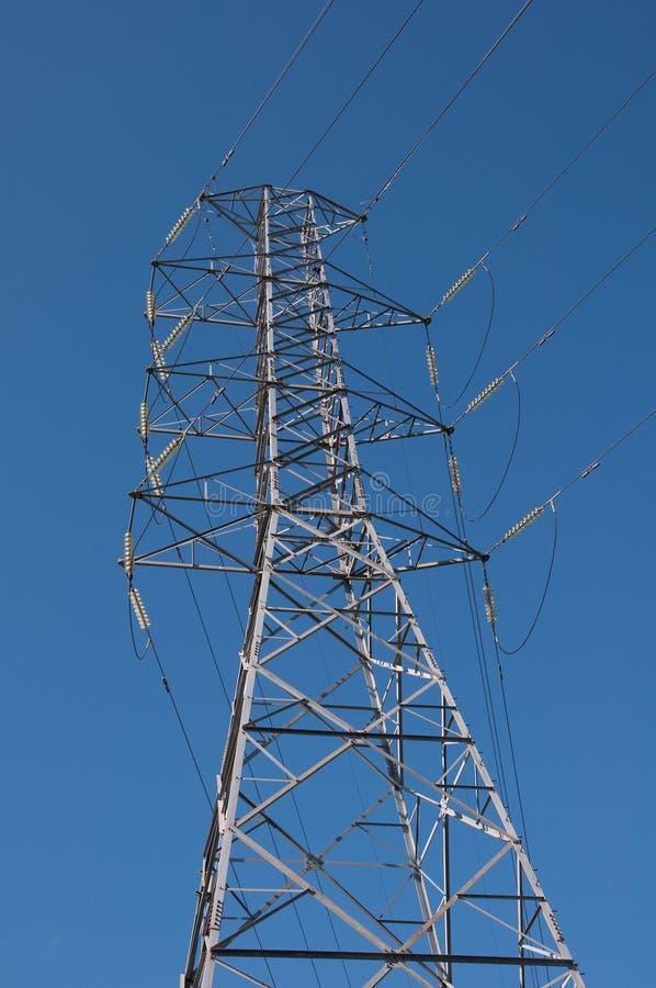 Tour de l'électricité image libre de droits