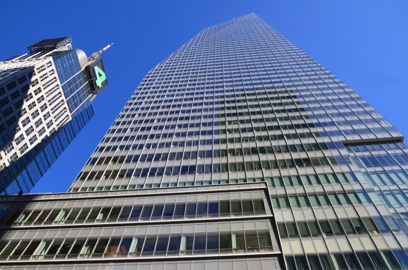 Tour de la Banque d'Amérique photographie stock