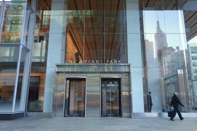 Tour de la Banque d'Amérique photo stock