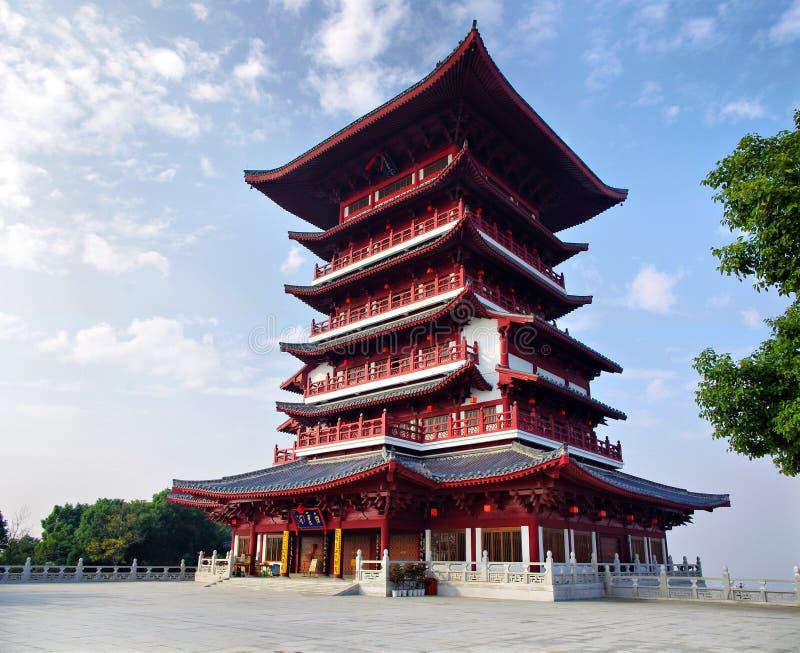 Tour de la Chine photos stock
