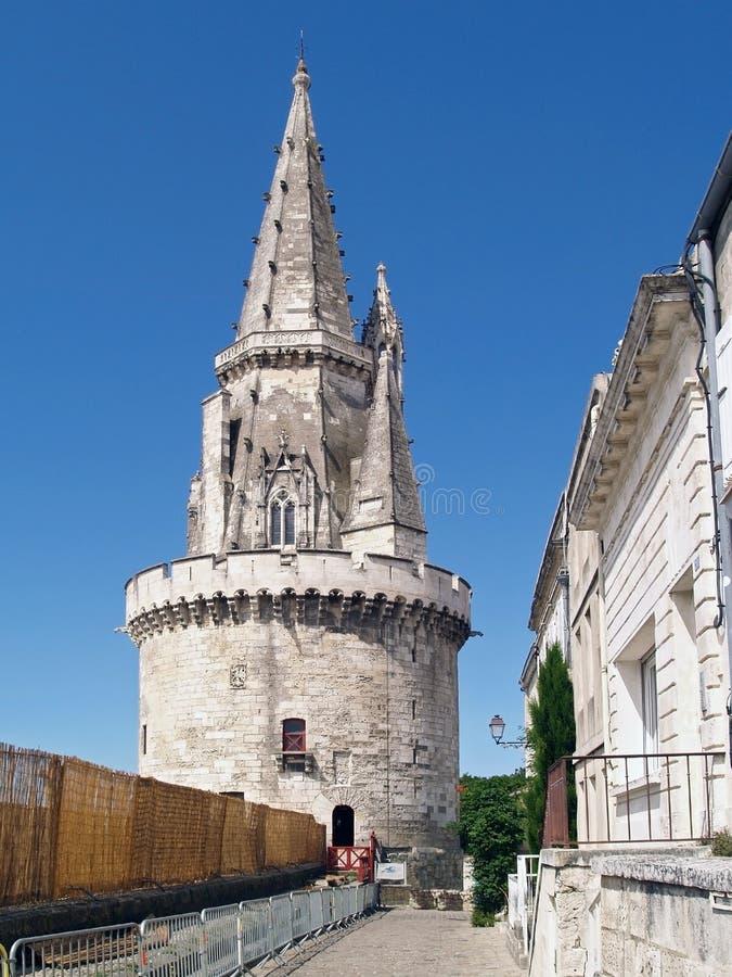 Tour De La Lanterne In La Rochelle, France Royalty Free Stock Photos