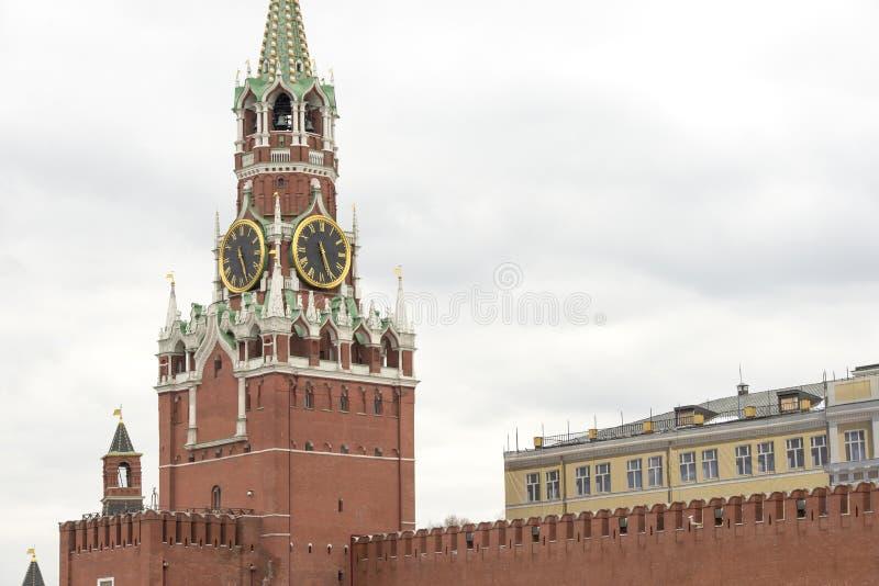 Tour de Moscou Kremlin photos libres de droits