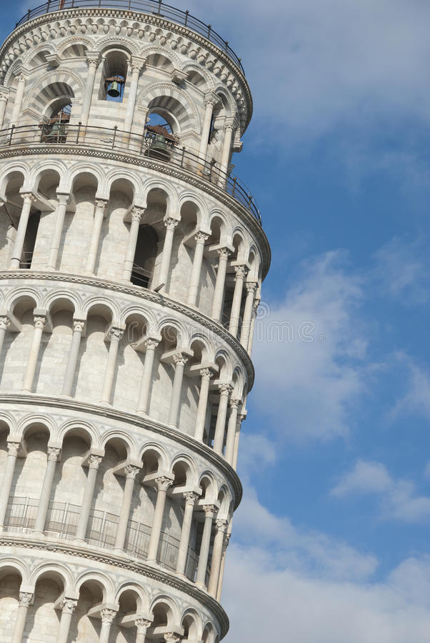 Tour de Pise, Italie photos libres de droits