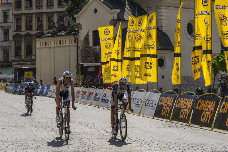 Tour DE Pologne 2014 royalty-vrije stock foto's