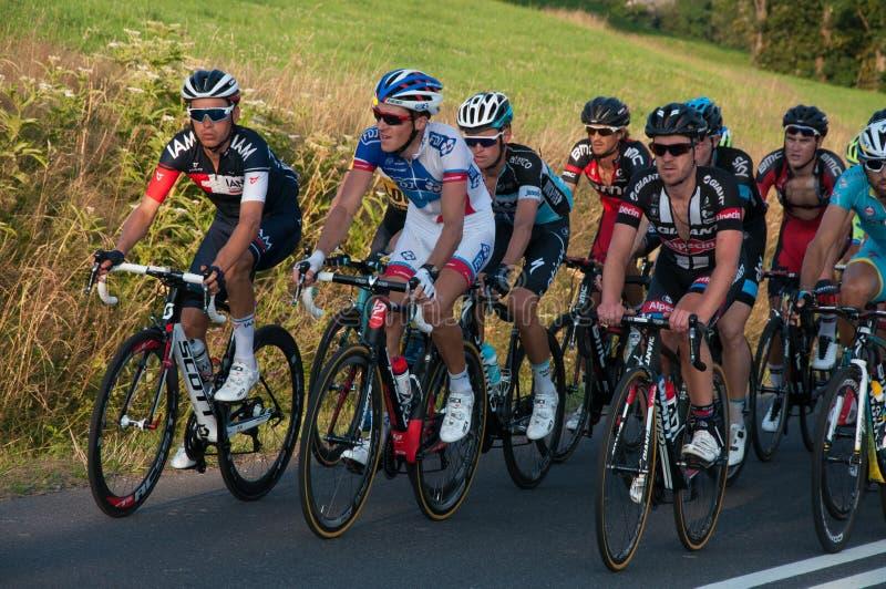 Tour DE Pologne 2015 royalty-vrije stock fotografie