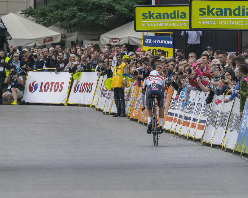 Tour de Pologne 2016 royalty free stock photo