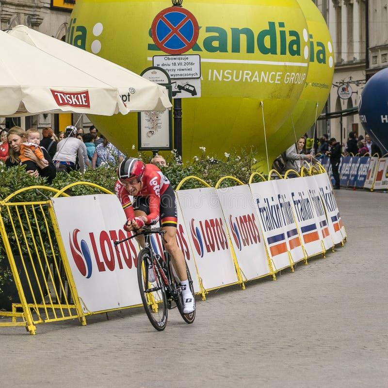 Tour de Pologne 2016 stock photo