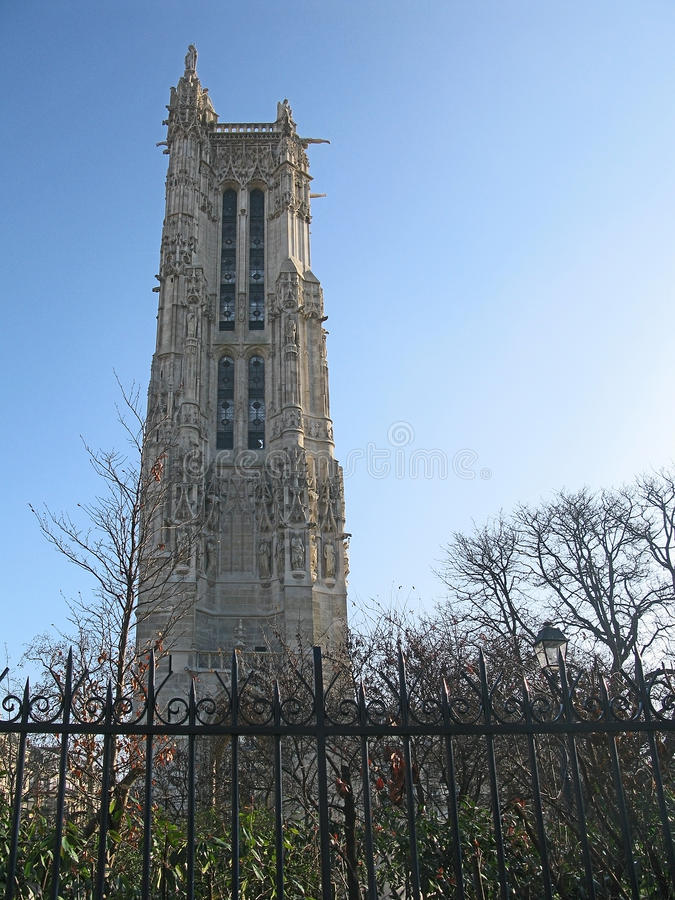 tour de saint de Jacques images stock