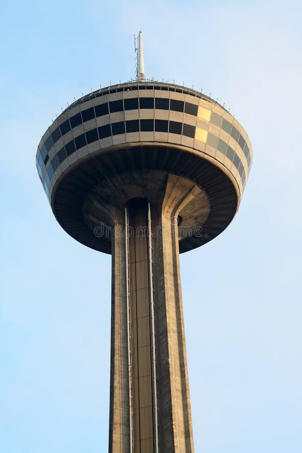 Tour de Skylon, Niagara Falls photo libre de droits