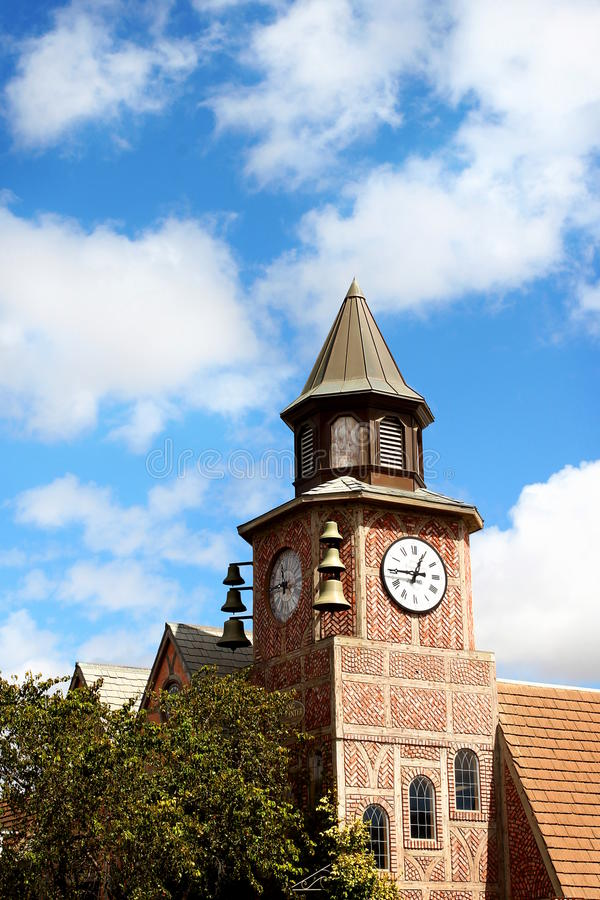 Tour de Solvang Bell images stock