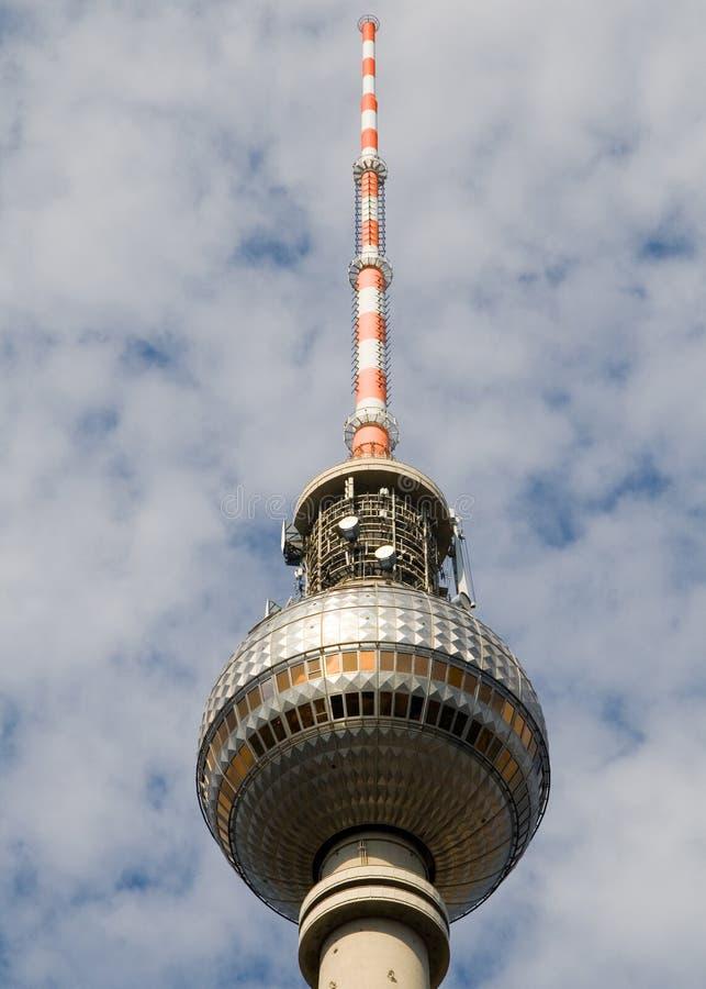 Tour de télévision - Berlin photo stock