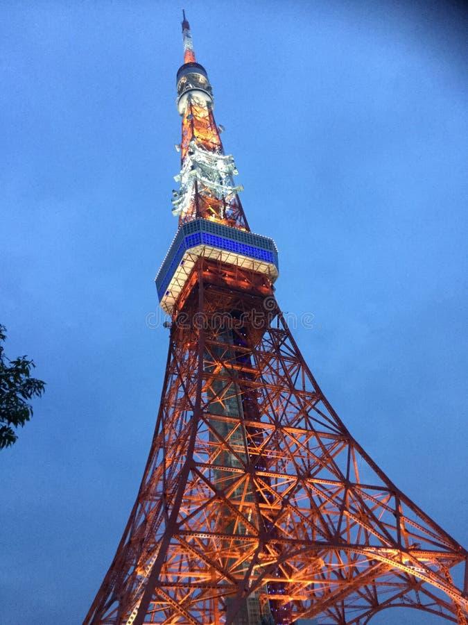 Tour de Tokyo images stock