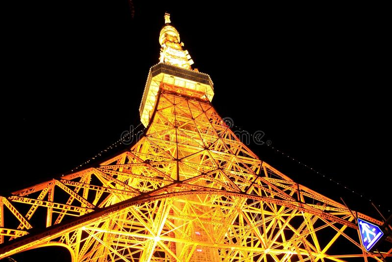 Tour de Tokyo, Tokyo, Japon images stock