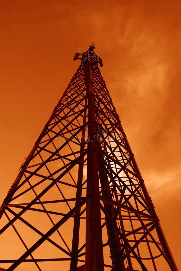 Tour de transmission photos libres de droits