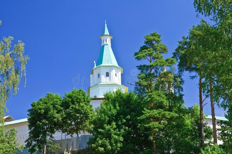 Download Tour De Zion Monastères Grands De La Russie La Russie Photo stock - Image du architecture, bleu: 45350868
