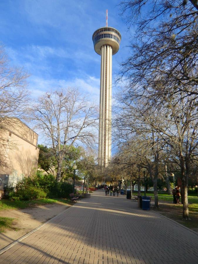 Tour des Amériques à San Antonio, le Texas images stock
